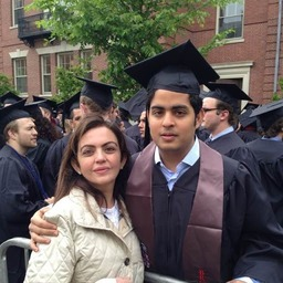 Completed his Graduation in Economics from Brown University
